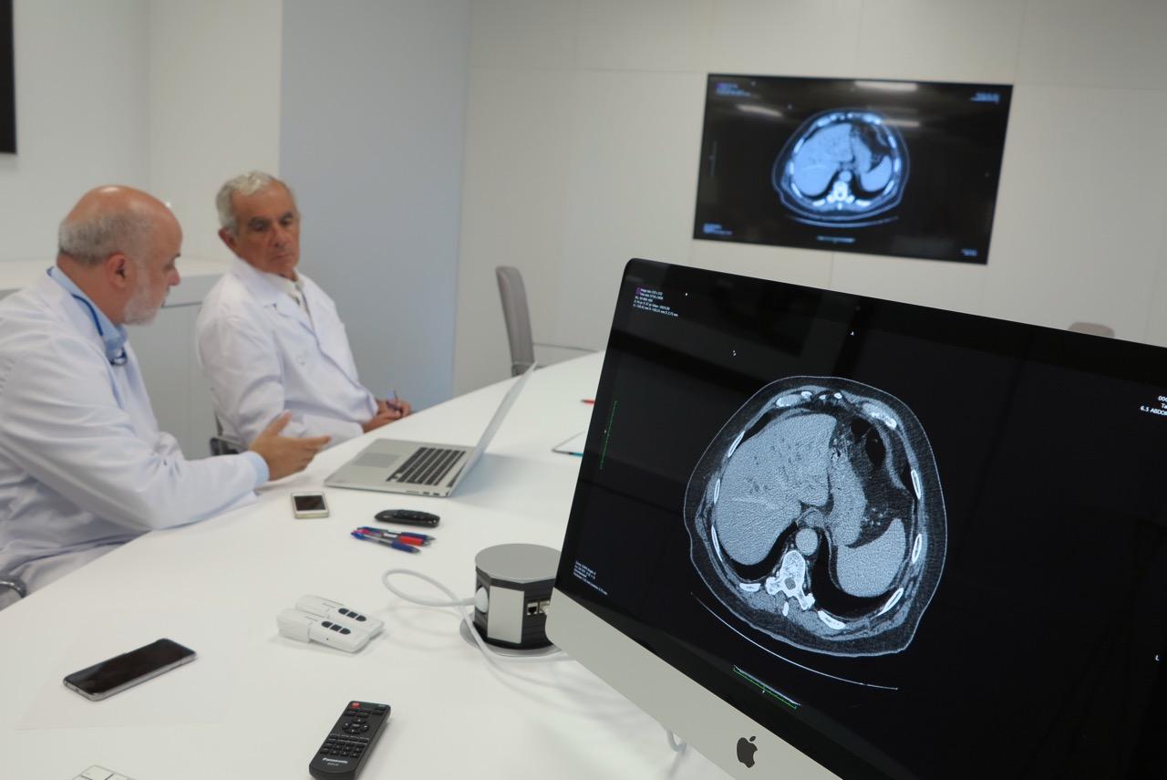 La Innovación Sanitaria Refuerza tu Decisión ante el Diagnostico